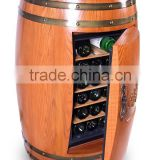 semiconductor electric refrigerator wine cooler barrel wine refrigerator