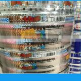 Food grade OEM Sachet Food Packaging Plastic Roll Film PET/OPP/PA/AL/PE/CPP Lamination Food Packaging Film
