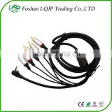 NEW for PSP 2000 & 3000 Slim Component AV Cable GOLD PLATED for psp 3000