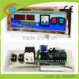 Cheap Price Ouchen automatic incubator spare parts intelligent incubator controller