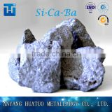 Si-Ba-Ca Alloys/Silicon Barium Calcium used as Casting Additives Steelmaking Additives Foundry Additives
