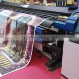 Outdoor&Indoor Printer, A-Starjet Inkjet Printer, Eco-solvent, Water-base, 3.2M, DX7 Print Head, Wall Paper Printer,7702L