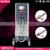 Beauty products! thermagic microneedle fractional RF face lifting machine anti aging radio frequency device for home use