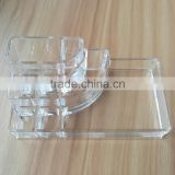 Desktop acrylic lipstick holder / display stand