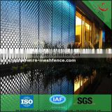 Aluminum Architectural perforated metal panels wall barrier (high quality with best price)