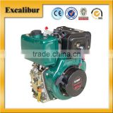 Air Cooled single cylinder diesel engine for walking tractors S178F