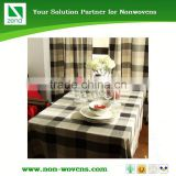 Disposable table hole cover in China supplier
