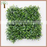 New artificial boxwood mat for hedge or home wall floor decoration
