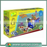 educational quality solar block kit dynamic model toy