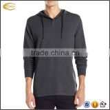 2017 NEW Wholesale track wear custom man lightweight black winter thermal warm shirt sports hoodies