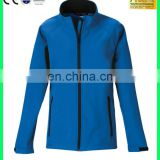 Men three layer bonded soft shell jackets laminate with fleece - 6 Years Alibaba Experience