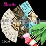 22cm Hand fan wedding decorations