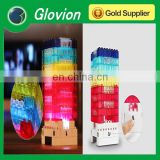 Best seller bricks night light USB rechargable night light USB rechargable night light led night light