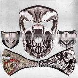 Breathable magnetic sports face masks in fashionable hero patterns custom logo face masks