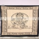Indian Religious Beautiful Lord Ganesh Printed Tapestry