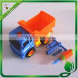 Children Friction Removable Slide Trucking work vehicle