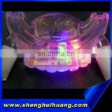 High quality LED flashing teeth for Halloween Vampire