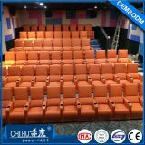 Hot sold model style leather multiplex cinema vip sofa,fixed back cinema theater sofa