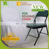white folding chair cover with best quality and low price