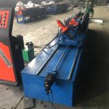 Metal furring keel channel house structure roll forming machine with punching hole