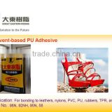 adhesive for chloroprene rubber