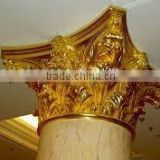 Gilding Gold Leaves for Home Decor, Gilding Gold Leaves for Interior Decor, Wall Coating With Gold Leaves