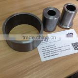 OD 0.73 inch mild steel bush steel sleeve bushing with zinc plated