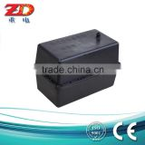 IP67 Waterproof plastic storage box for solar battery 12V50Ah 80Ah solar led street light