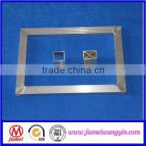 China Cheap Printing Machinery Parts Printing Aluminum Frame/Aluminum Screen Printing Frame/Silk Screen Printing Frame