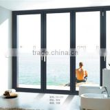 Top level top sell aluminum house gate designs folding door
