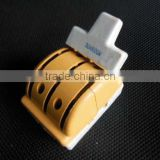 3P 100A Double Pole Double Throw Electric Porcelain Rocker Micro Knife Switch (6 years golden supplier)