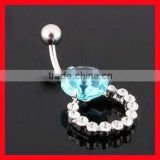 fashion stainless steel body piercing jewelry                                                                         Quality Choice