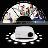hd mini led projector 3d 1080p,home theater projector ,Mini Projectors x6