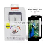 Pavoscreen China Sexy blue Tempered Glass film Reduce Fingerprint No Rainbow Washable Glass Screen Protector Easy Install