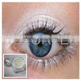 Natural White Pearl Eyeshadow Pigment, Mineral White Mica Pigment Powder