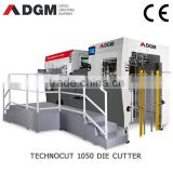 TECHNOCUT Automatic punching embossing and die cutting machine,die cut machine with embossing