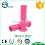 New Handlebar Grips Bicycle MTB BMX Road Mountain Bike Soft Rubber Handlebar End Bicycle Handgrips Grips