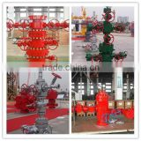 API 6A Wellhead & X-mas Tree for Oil and Gas Well,Wellhead Production Tree,Oil Christmas Tree