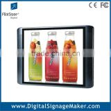 "19"" retail store media promotional lcd advertising player/monitor/display/digital signage"