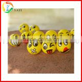 Mini Neon Smiley Face Relaxable PU Stress Balls                                                                         Quality Choice
