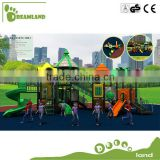 Large slide / large play equipment / nursery toys / multifunction slides outdoor slide combination for children