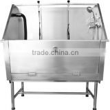 2015 Stainless Steel Dog Bath Tub