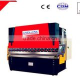 Auto bender machine, metal roof panel bend machine
