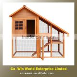Wooden chicken house pet Cage Rabbit Layer coop