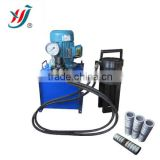 rebar coupler cold extrusion machine, cold pressing Machine, rebar coupler crimper Machine
