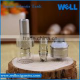 100% Genuine Aspire Atlantis atomizer Atlantis tank with Sub Ohm 0.5ohm Coils wholesale