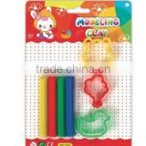 Kids educational toy non dry modeling clay plasticine kit