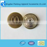 Fashion Custom Jeans Rivets Buttons for Garment