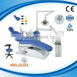 (MSLDU04 New and cheap China denal supplier dental assistant chair/dental equipment/dental unit) dental chair