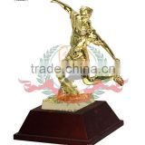 wholesale Europe football figure trophy and award